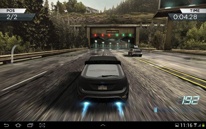 need for speed most wanted android game review