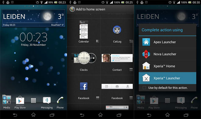 Sony's Xperia launcher is now available for any Android device