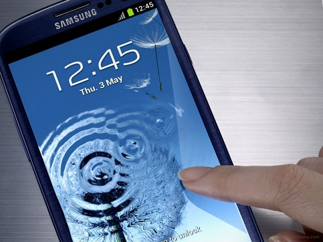 The latest security flaw in Samsung Galaxy S III allows you