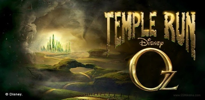 Temple Run: Oz' for iOS and Android game review