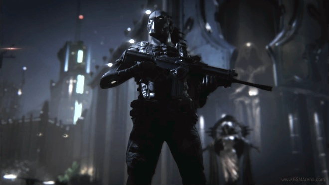 Unreal Engine 4 shown off in new 'Infiltrator' tech demo