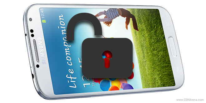 Samsung Galaxy S4 bootloader successfully unlocked, tool to come in
