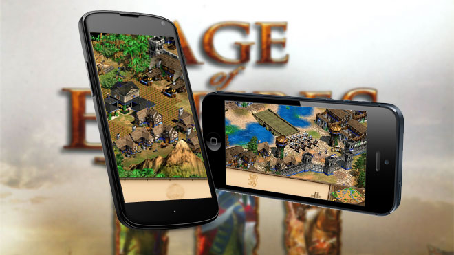 Age of Empires coming to Android and iOS, Windows Phone 8