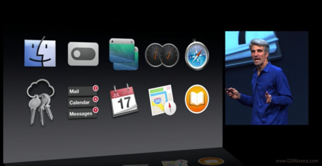 Apple introduces Mac OS X Mavericks with improved power