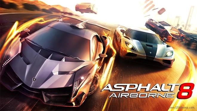 asfalt 8 multiplayer