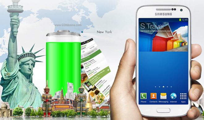 Samsung S4 Mini Duos Test