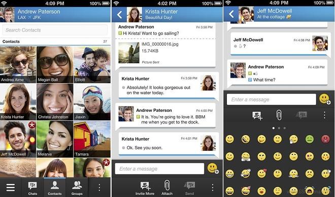 Download bbm blackberry messenger 3. 3. 19. 69 android apk free.