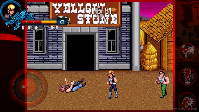 Double Dragon Trilogy hits iOS and Android