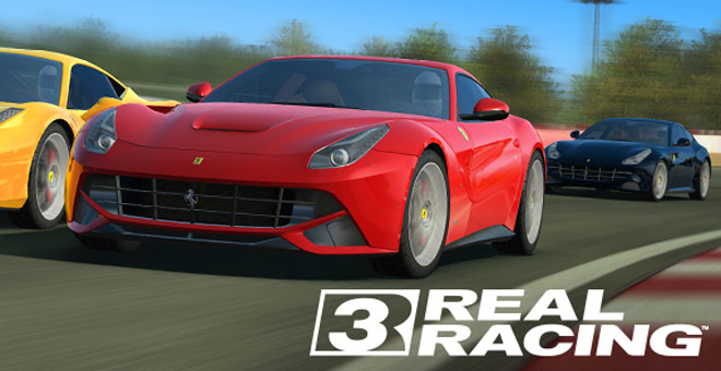 Real Racing 3 brings live multiplayer mode on iOS