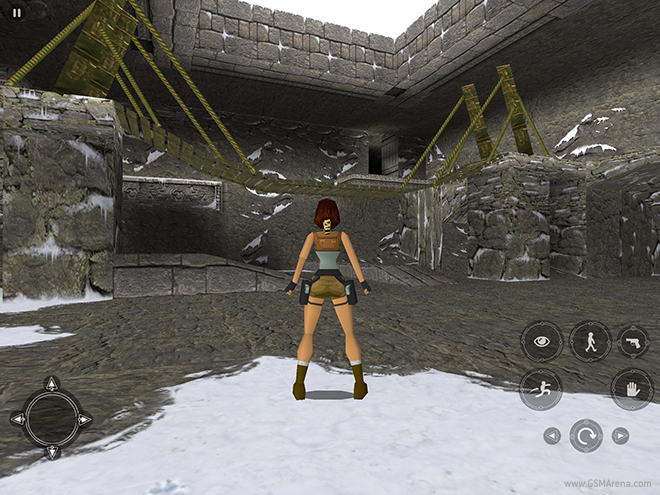 Tomb Raider I For Ios Game Review