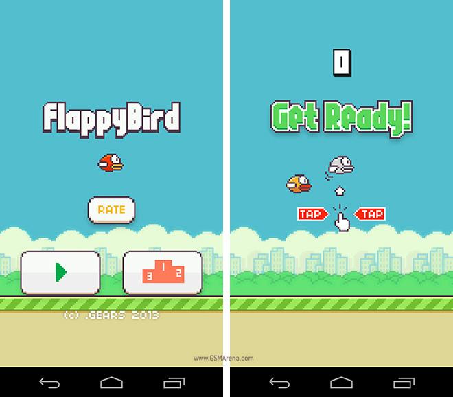 Resultado de imagem para flappy bird android