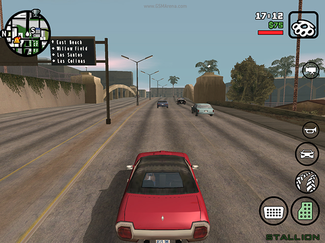 Grand Theft Auto: San Andreas' for iOS and Android game review