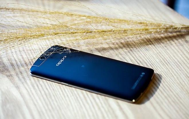 Sforum - Trang thông tin công nghệ mới nhất gsmarena_001 Oppo giới thiệu chiếc N1 phiên bản xanh sẫm