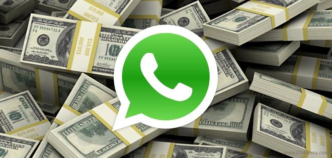 Sforum - Trang thông tin công nghệ mới nhất gsmarena_001 Facebook chấp thuận mức giá 19 tỉ USD để mua lại WhatsApp