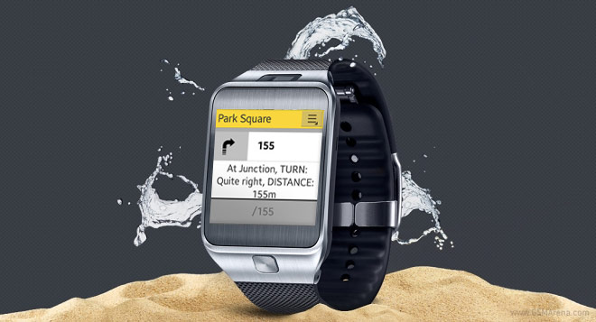 Samsung Galaxy Gear 2 and Gear 2 Neo gain turn-by-turn