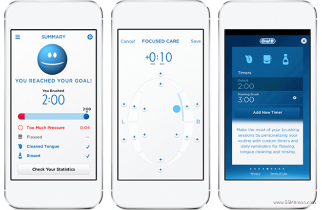 Oral B Smart Series toothbrush has an app for Brits