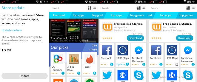 nokia store apps download com