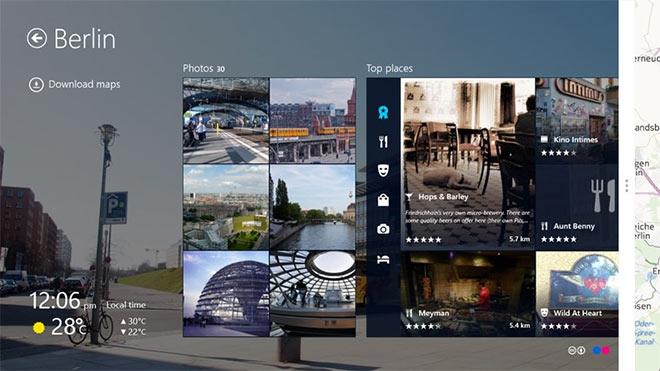 Nokia HERE Maps launches globally for Windows 8 1