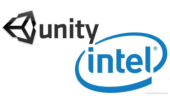 Intel and Unity announce collaboration to bring Android support to