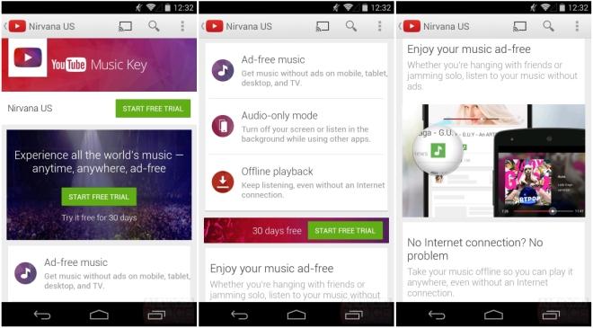 Upcoming YouTube Music Key to bring ad-free background audio