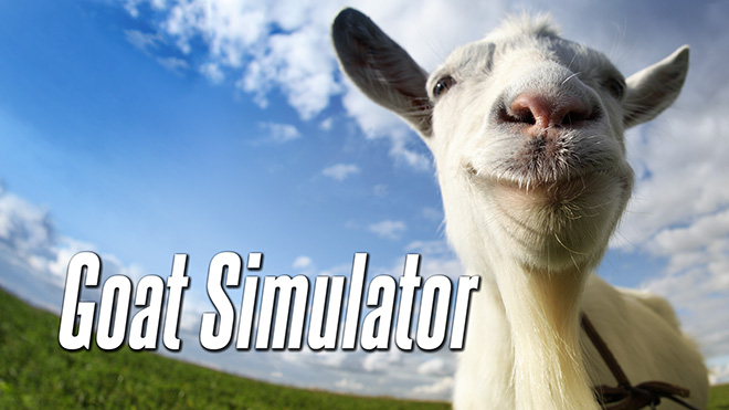 Welcome to Tech and General News Arena: 'Goat Simulator' for iOS and
