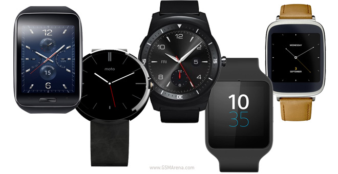LG Watch R and Samsung Gear G S: Two Ways of Understanding The Smartwatch