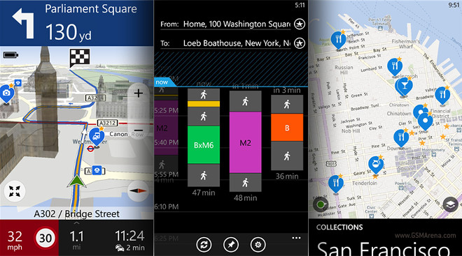 Here apps for Windows Phone get updates, 18 more countries with
