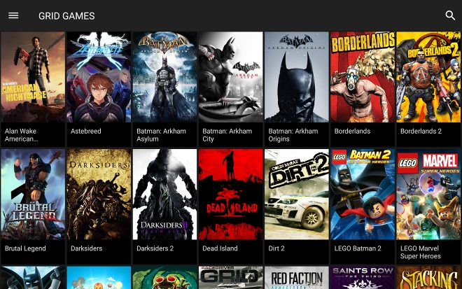 Nvidia updates Shield Hub with Material Design, 1080p@60fps streaming