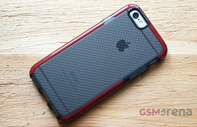 release date e9eab bfbeb Tech21 Evo Mesh case for iPhone 6 review