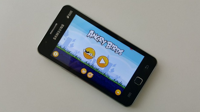 Angry Birds now out for Tizen