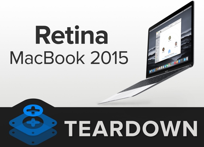 The new Apple MacBook is a nightmare to repair according to iFixit