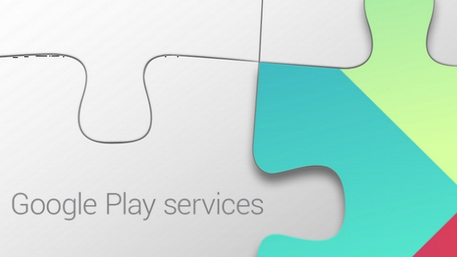 Télécharger latest google play services update
