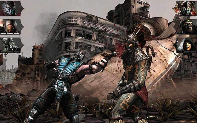Mortal Kombat X Now Available On Android
