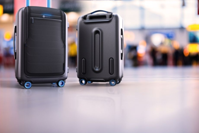 Samsonite joins forces with Samsung to develop smart suitcases