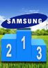 Samsung Q1 results are out, takes top spot from Nokia