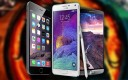 XL Size: Apple iPhone 6 Plus vs. Samsung Galaxy Note 4 vs. LG G3