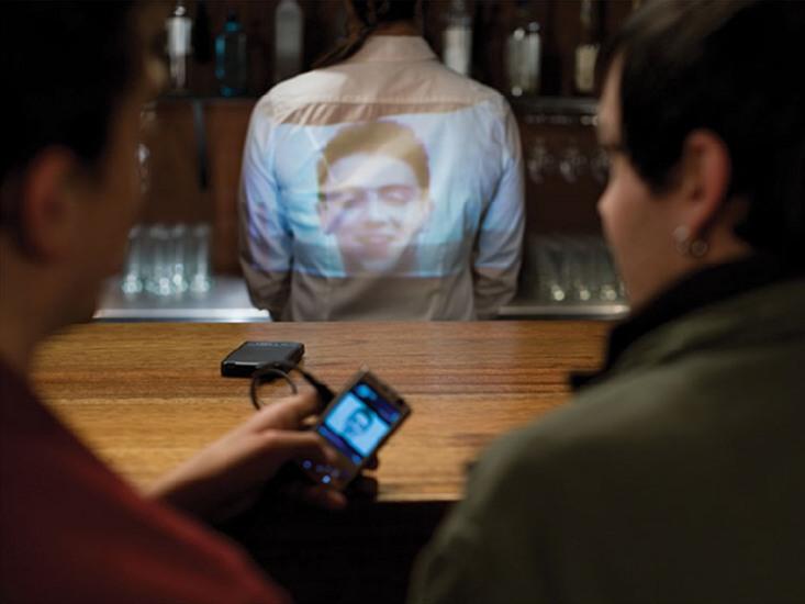 A mobile projector in your pocket - GSMArena com news