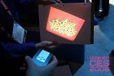 Microvision pico projector