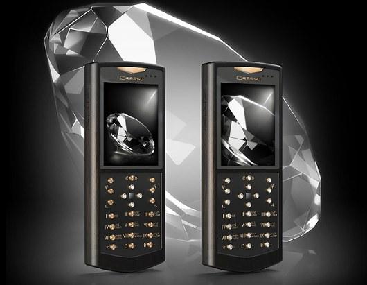 Gresso White Diamonds Collection