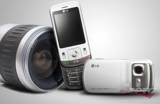 LG KC780 is the next 8 megapixel slider