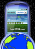 Samsung Blue Earth Phone - Solar powered, touch driven