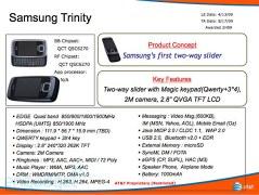 Samsung Trinity