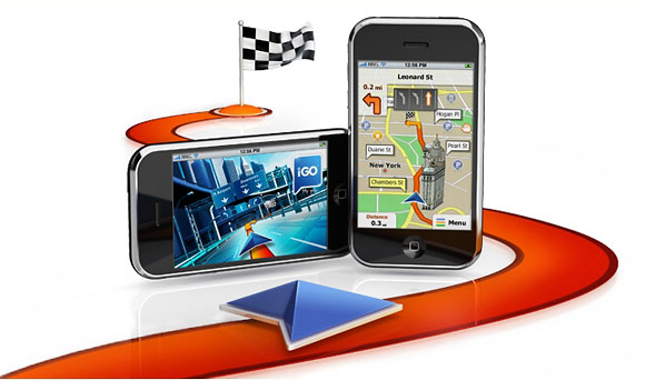 Apple iPhone 3G GPS Software