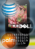 AT&T US scores Dell Aero and world's first GSM-band Palm Pre Plus and Pixi Plus