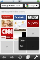 Opera Mini for iPhone
