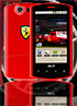 Acer Liquid e Ferrari Special Edition unveiled, looks the part