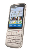 Nokia C3-01 Touch and Type official photos