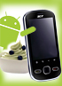 Froyo-running Acer beTouch E140 on the way, priced at 199 euro