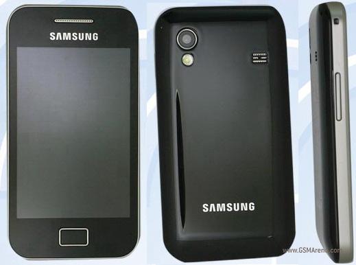Galaxy Mini S5830