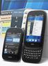 HP unveils the HP Veer and HP Pre 3 webOS smartphones